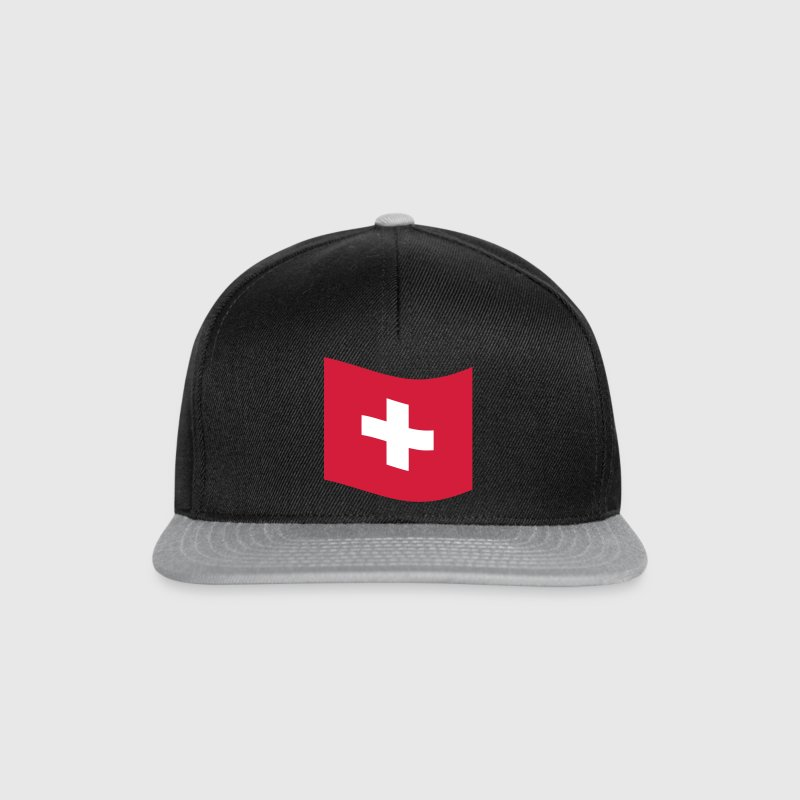 Switzerland - Gorra Snapback
