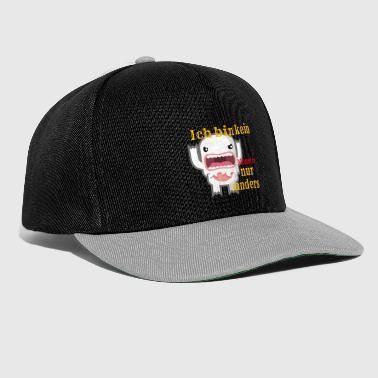 Monster Ich bin kein Monster - Snapback Cap