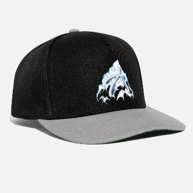 Mountains alp in the mountain - Snapback Cap