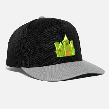 Soldiers Princess A Cute Greeny Cactus Plant Tee For You With An - Snapback Cap