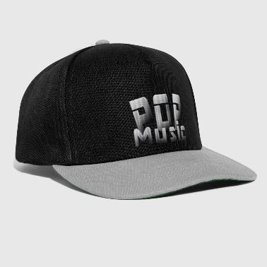 Pop Music - Snapback Cap