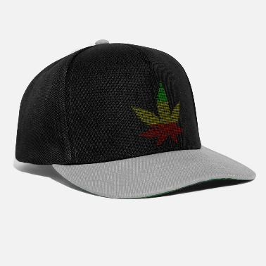Herbe mauvaise herbe - Casquette snapback