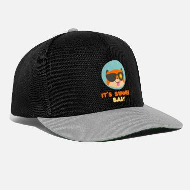 Sommer It's is summer baby - Snapback Cap