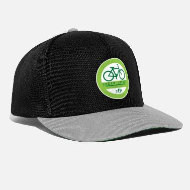 Green Energy - Snapback Cap