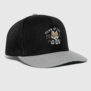 Chinese New Year Chinese New Year of the d - Snapback Cap