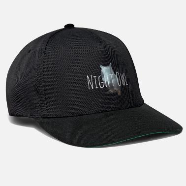 Night Owl Night Owl - Snapback Cap