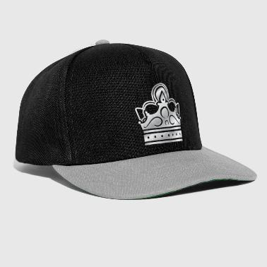 Silver Crown Silver Crowns Lifestyle Kuningas Prinssi - Snapback Cap