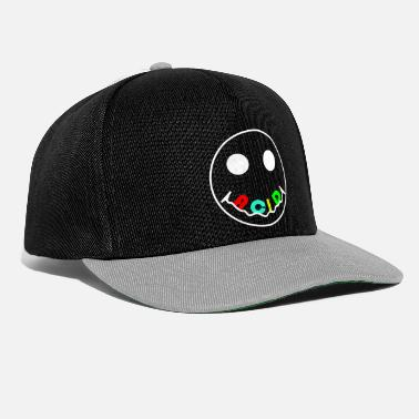 Trance Acid Smiley - Snapback Cap