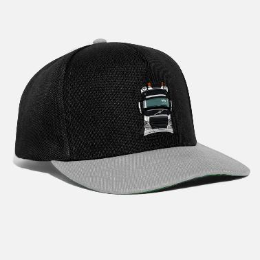 Schland Camion 0488 V bianco - Cappello snapback