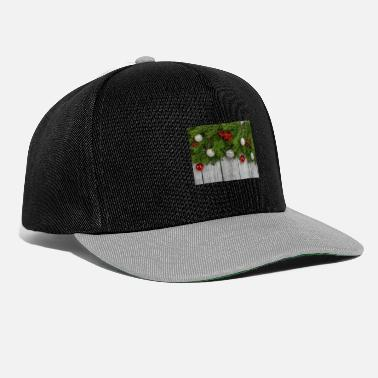 Fir takken Christmas Christmas Advent deco - Snapback cap