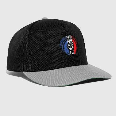 Patriotique France Cadeau Champion du Monde de France - Casquette snapback