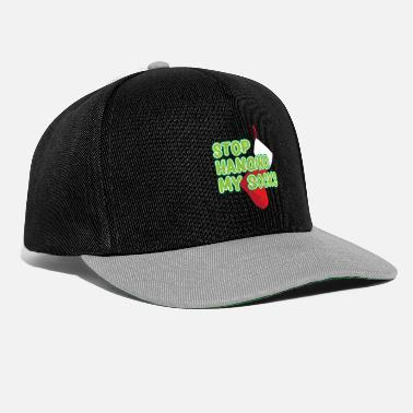 Hang Up Hang socks or not? - Snapback Cap