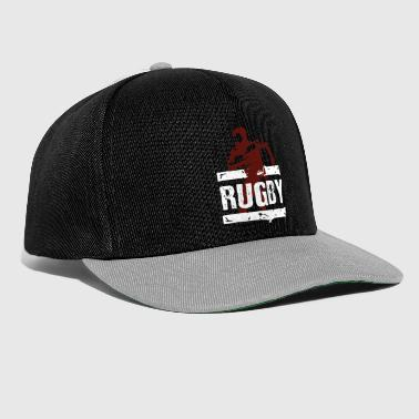 rugby - Casquette snapback