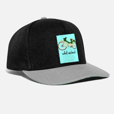 Old School Tee Shirt Merch par AMZN old school artboard - Casquette snapback