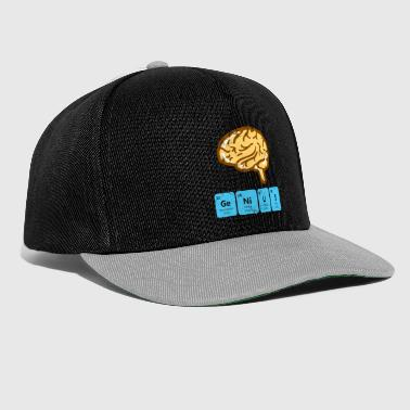 Genius periodic table - Snapback Cap