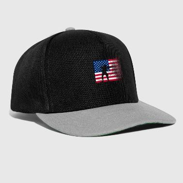 Archery Graphic - Snapback Cap