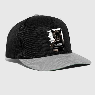 Animal Print Black Panther - Czapka typu snapback