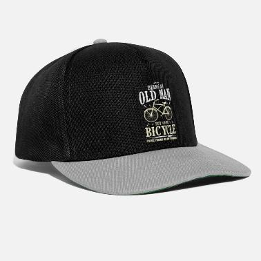Bmx Bike love opa - Snapback cap