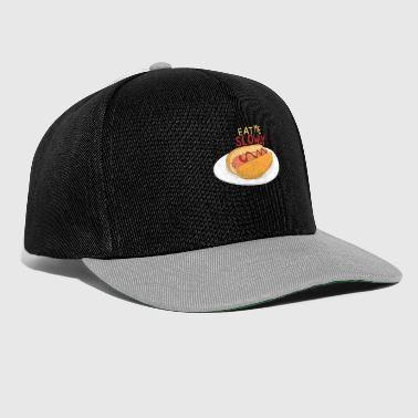 Hot dog - Casquette snapback