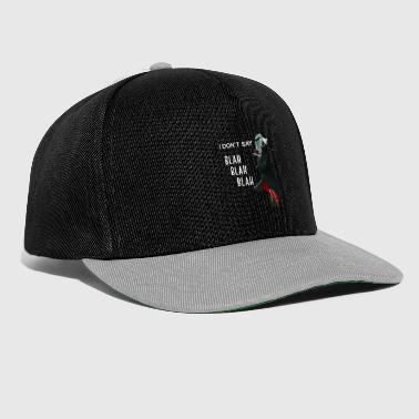 Dracula Halloween - Casquette snapback