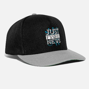 Fake FAKE NEWS - Casquette snapback