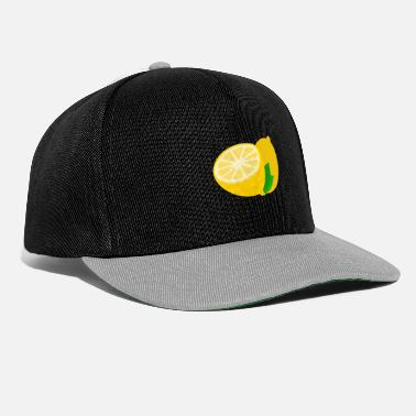 Zure … Lemon Gift Yellow Lime Sour - Snapback cap