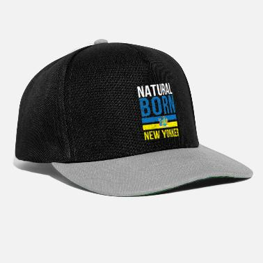 NY New York Native Gift voor Home State Pride - Snapback cap