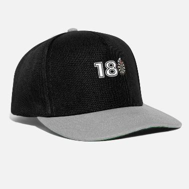 Genezing Funny Darts gift Gift voor Dart Players: On the - Snapback cap