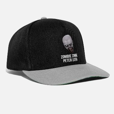 Trick Or Treat Zombie Zombie Peter Eater - Casquette snapback