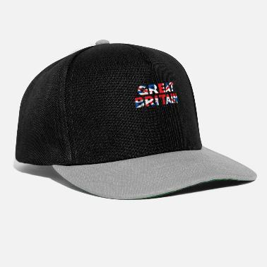 Great Britain Great Britain - Snapback Cap