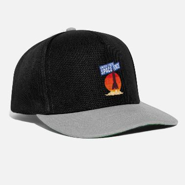 Nasa United States Space Force Rocket Shirt cadeau - Casquette snapback