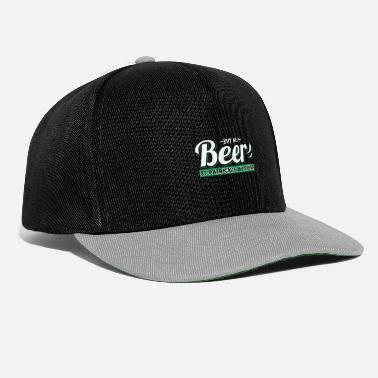 Roots Buy Me A Beer Gift & T-Shirt - Casquette snapback