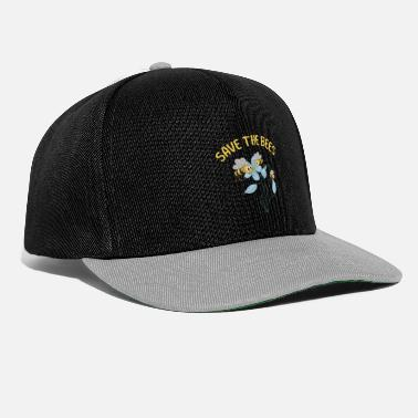 Save Save the Bees - Snapback Cap