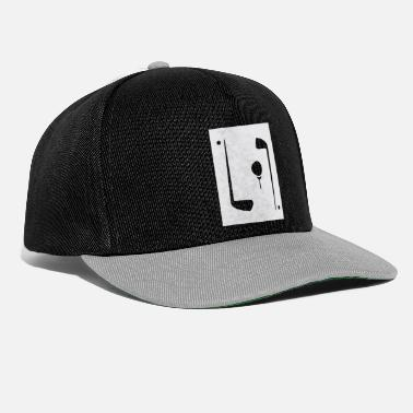 Golf Clubs Golf golf clubs and golf ball - Snapback Cap