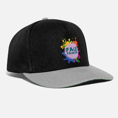 Painter Face Painter - Snapback cap