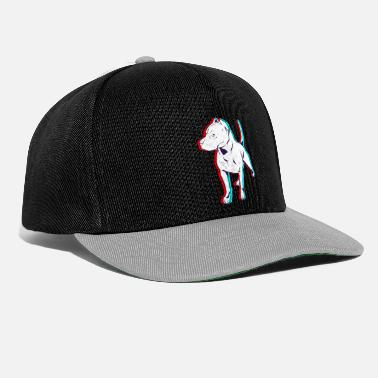 Rottie Rotti Anaglyph - Snapback Cap