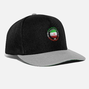 Iranian Iranian Football Is In My DNA - Snapback Cap