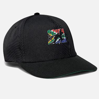 South Africa rugby south africa 3 - Snapback Cap
