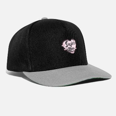 Small Super mom - Snapback Cap