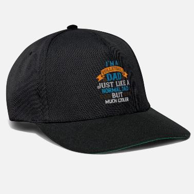 Sale IM Avolleyball Dad T-shirt Just Like a Normal Dad - Snapback Cap