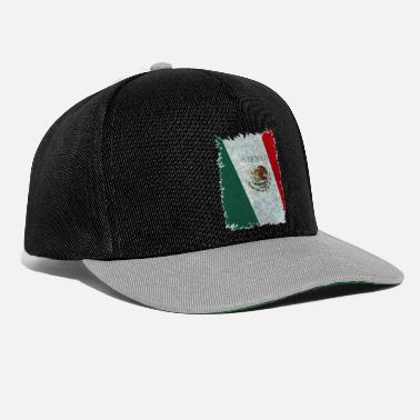 Nationalfarben Nationalfarben Mexiko - Snapback Cap
