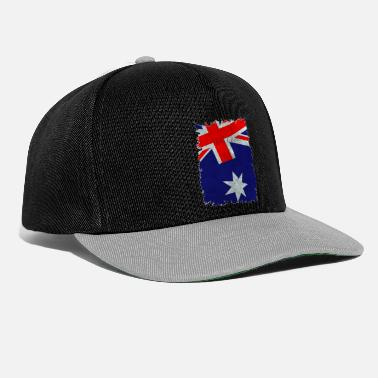 Nationalfarben Nationalfarben Australien - Snapback Cap