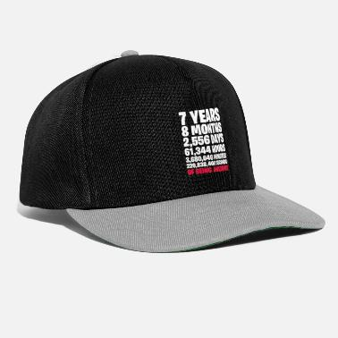 Bday Party 7th Birthday 2012 Bday Party Gift - Snapback Cap