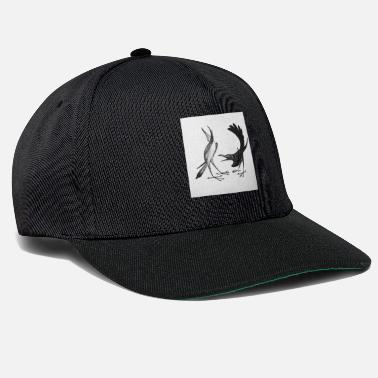 Illustration Illustration - Snapback Cap