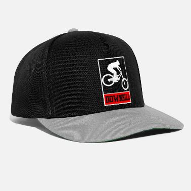 Freerider Downhill - Freerider - Biker T-shirt and hoodie - Snapback Cap
