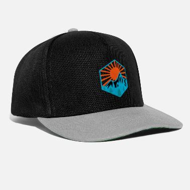 Outdoor Travel Adventure Nature - Snapback Cap