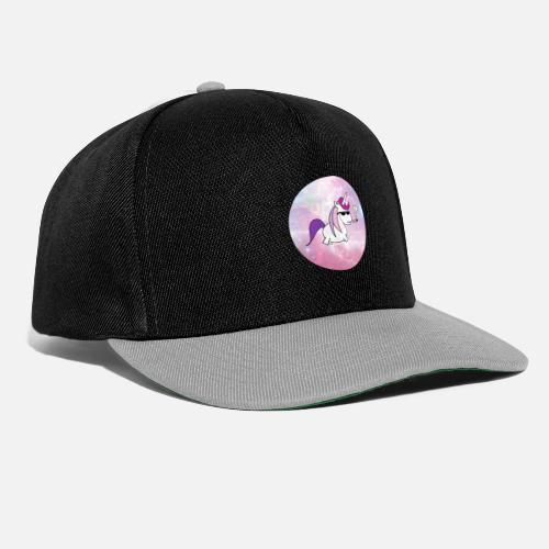 Ghetto Unicorn Snapback Cap Spreadshirt