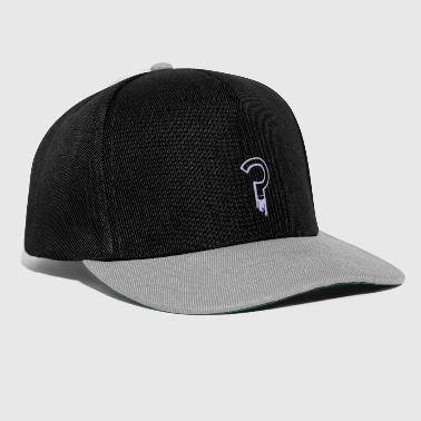Question mark - Snapback Cap