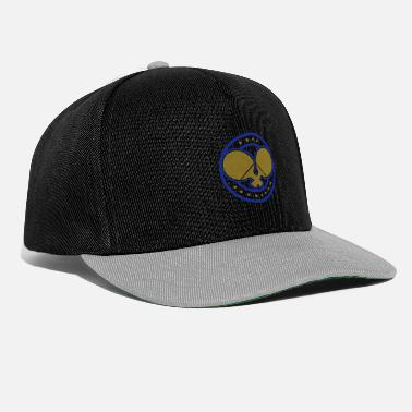 Tennis Table Tennis Emblem 02 - Snapback Cap