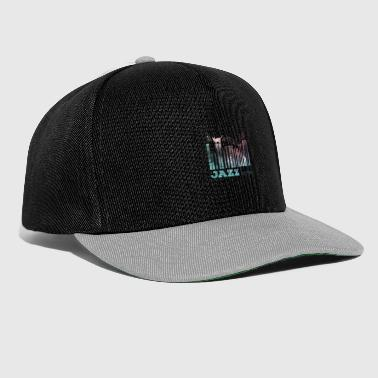 Jazz Piano Pianist Piano Player Gift Idea - Snapback Cap